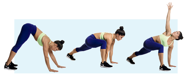 Rotchford Workout Moves