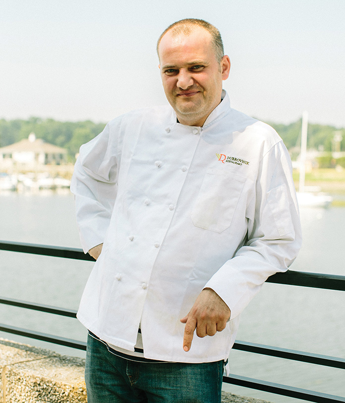 chef antonio selendic