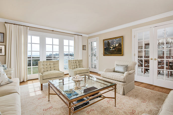 on the market greenwich living room