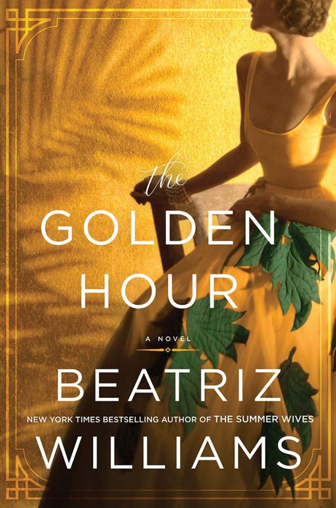 The book, The Golden Hour