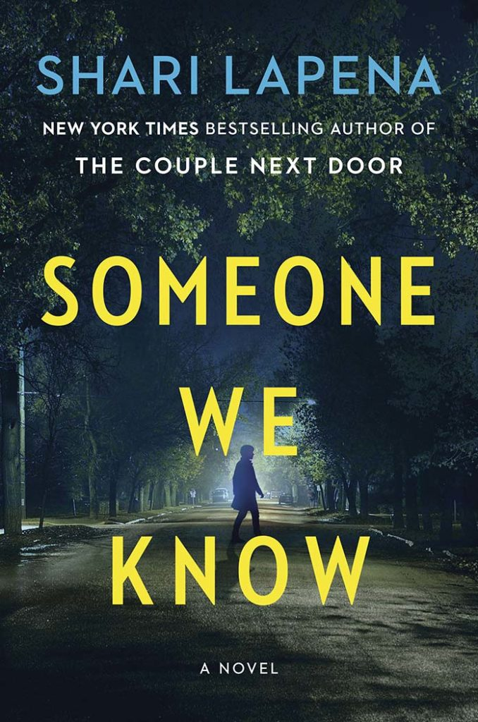 The book, Someone We Know