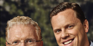 Image of Bill Geist and Willie Geist