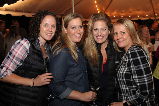 Robyn Libertiny, Bonnie Spetsaris, Heather McGuinness, Kelly Melchionno (Planning Committee)