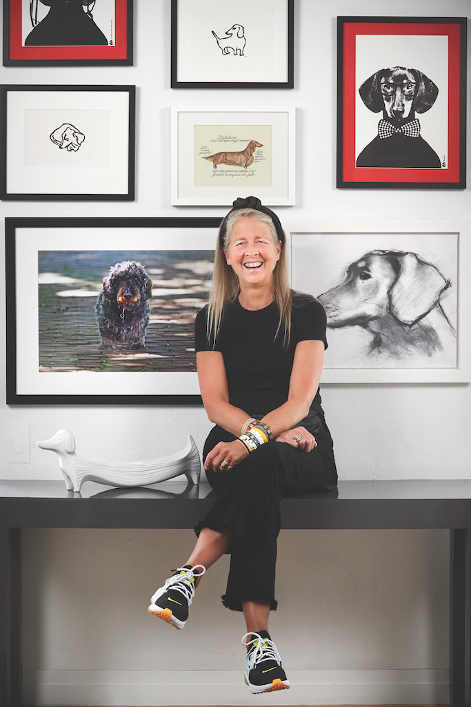 Image of Scout Co-founder Deb Waterman Johns