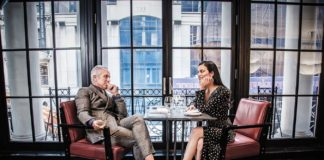 Image of Margaret and Geoffrey Zakarian